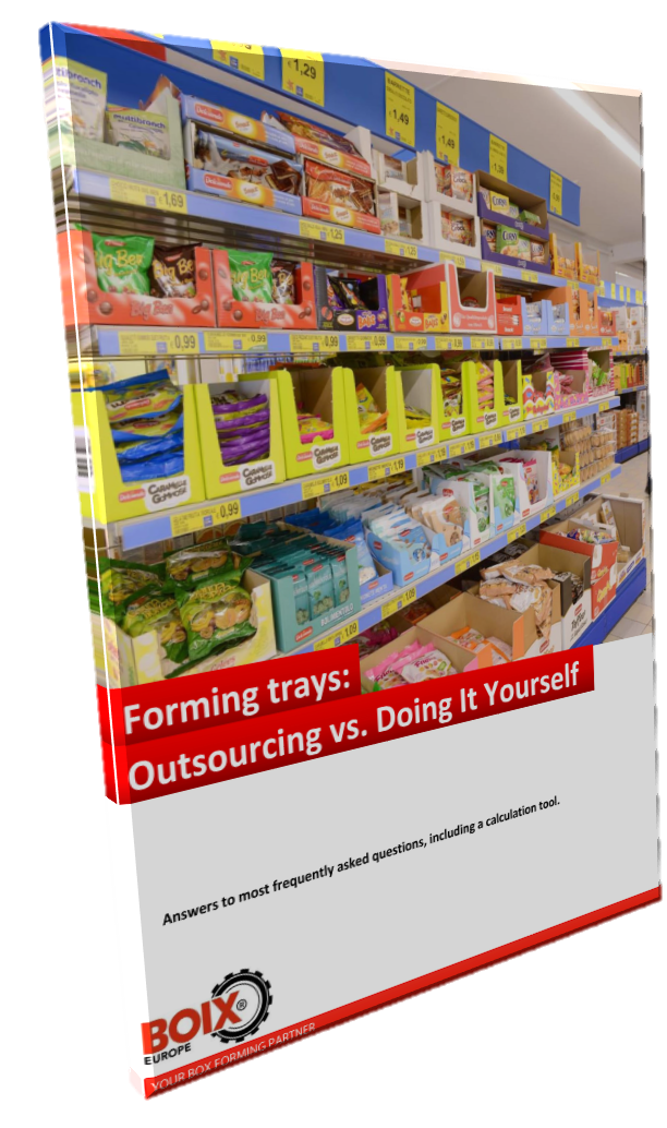 Forming trays outsourcing vs doing it yourself